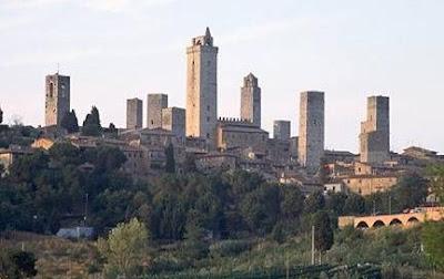 San Gimignano, la ciudad de las bellas torres