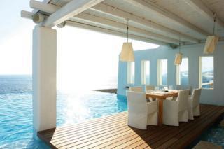 Hotel Cavo Tagoo en Mikonos (Grecia)