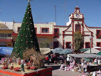 Christmas in Jocotepec