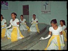 Coreografia Profetizando as nações (Fernanda Brum)
