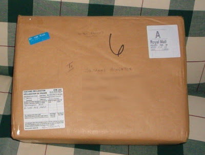 The mysterious parcel