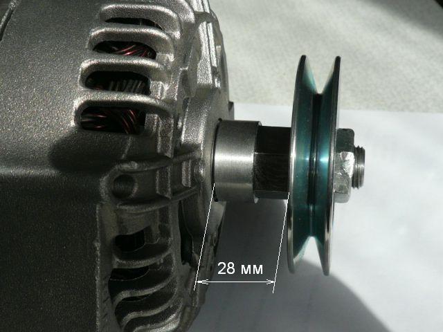 Ремонт генератора vw golf 2
