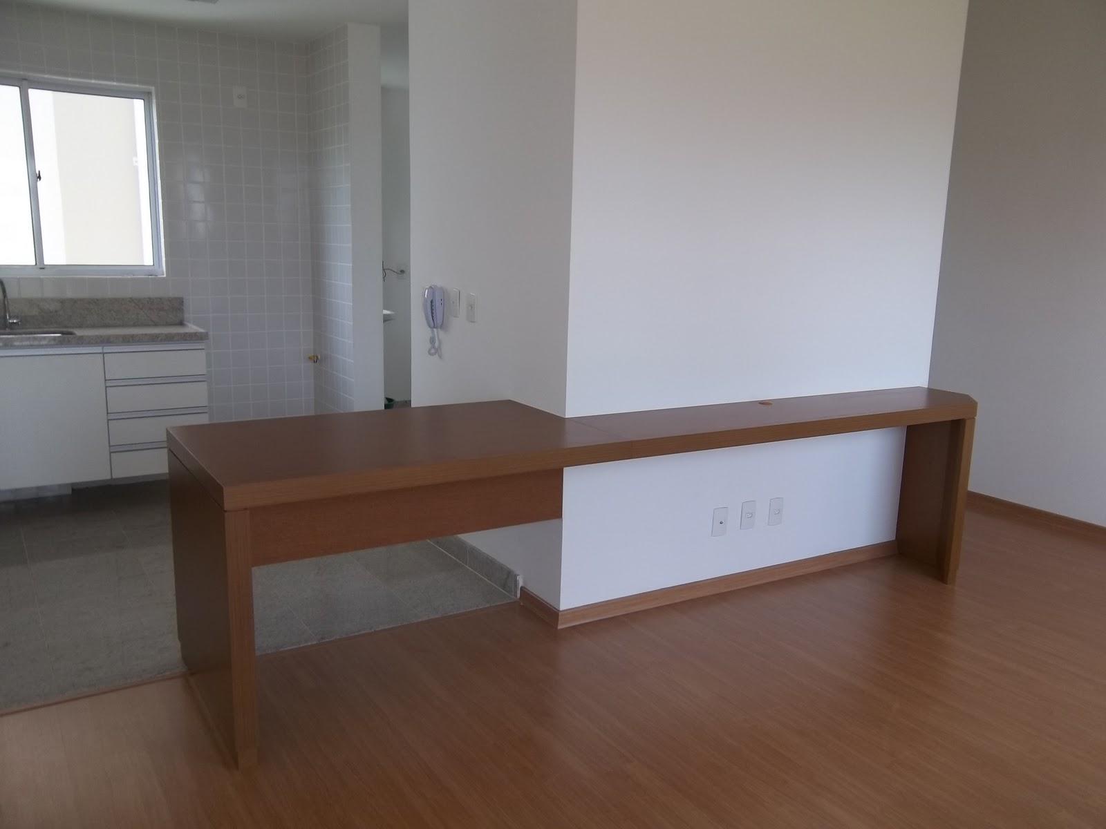 Balcão integrado a sala de estar e cozinha americana #63483A 1600 1200