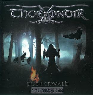 Thorondir - Dusterwald (2009) Cover