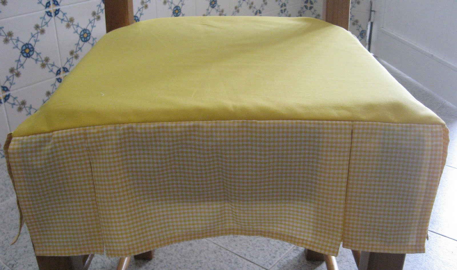 Linhasepontosdasandra: Forras para almofadas de cadeira