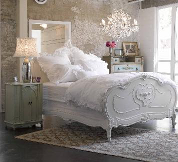 decoração quartos estilo provençal