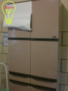 armário encapado com papel contact