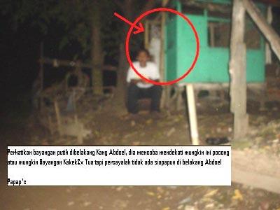 Fota-foto Penampakan Hantu Terbaru full informasi terba