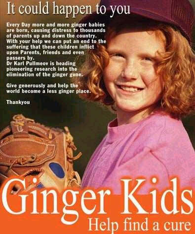 This is it. - Page 15 Ginger-kids