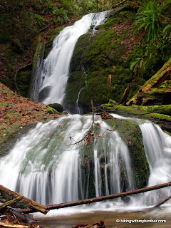 cougar mountain cold creek falls hikingwithmybrother