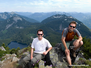 mt defiance bandera lake kulla kulla hikingwithmybrother