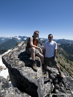 snoqualmie mountain hikingwithmybrother