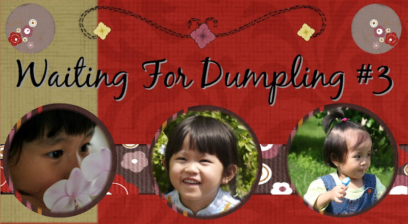 Waiting for Dumpling #3