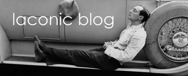 laconic blog