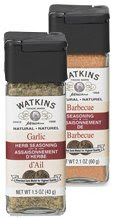 Watkins Seasoning Blends - Garlic Herb and Barbecue