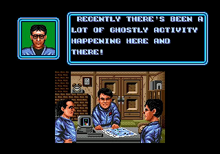 Here and there. Very scientific observation, Egon.