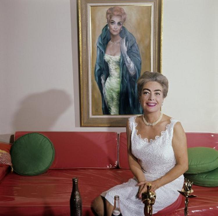 Stirred Straight Up with a Twist At Home With Joan Crawford