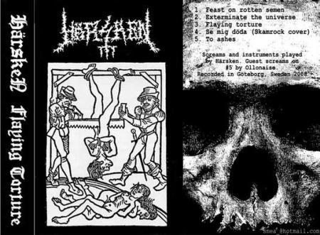 Härsken - Flaying Torture