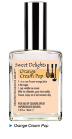 Orange Cream Pop SD Bottle