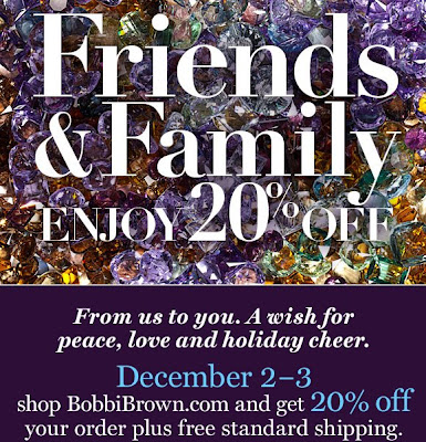 bobbi+brown+friends+and+family+discount
