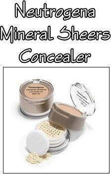 Neutrogena+Mineral+Sheers+Concealer
