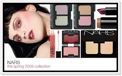 nars+spring+collection+2009