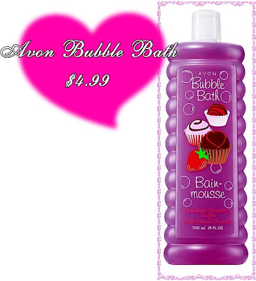 Avon+Bubble+Bath+in+Chocolate+Strawberry+Truffle