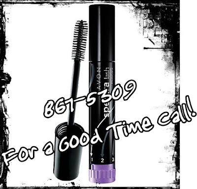 Avon+Mascara