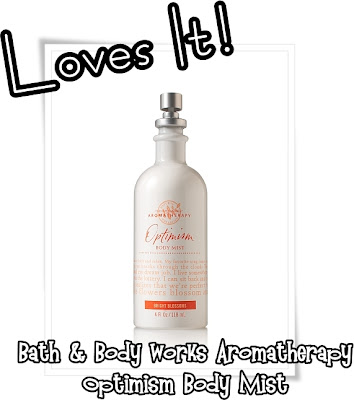 Bath+%26+Body+Works+Aromatherapy+Optimism+Body+Mist