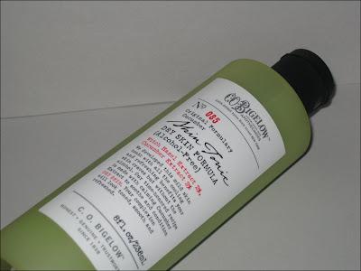 C.O.+Bigelow+Cucumber+Skin+Tonic+6