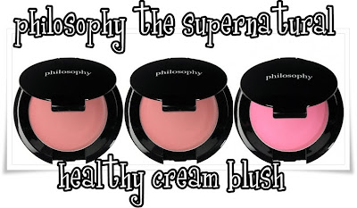 Philosophy+the+supernatural+healthy+cream+blush