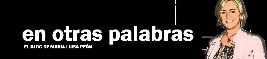 EN OTRAS PALABRAS