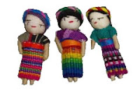 actual worry dolls, as opposed to my sad example later in the post