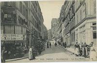 Rue Muller datée de 1905