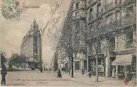 Rue Caulaincourt à la rue Lamark