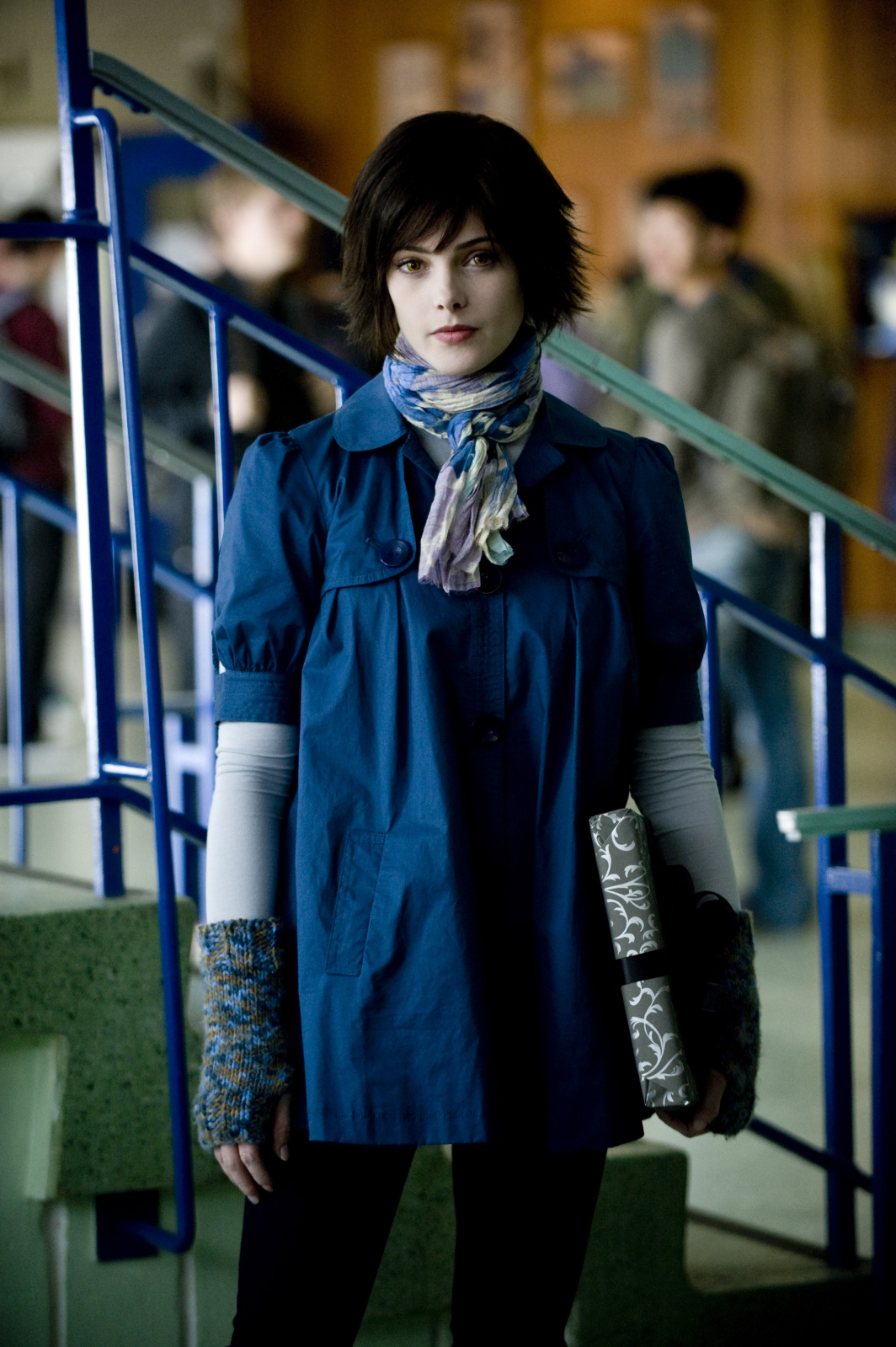 Alice Cullen Hair in Eclipse http://vampalicecullen.blogspot.com/