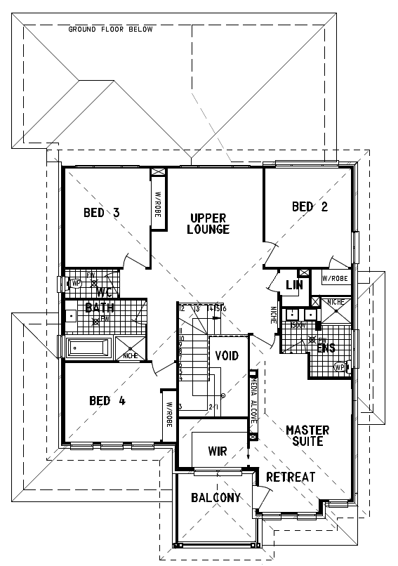 kim kardashian white house floor plan 1st floor
