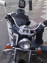 Honda Shadow Trivales