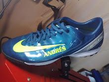 Adhesivos en botas