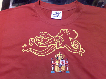 Camiseta del Pulpo Mundial