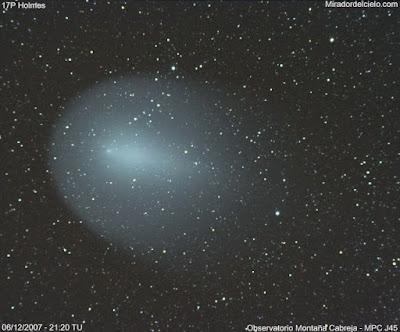 Cometa 17P/ Holmes