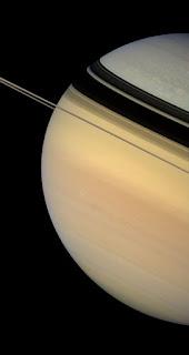 Fotografía de Saturno III