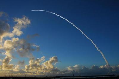 Lanzamiento de la sonda Dawn