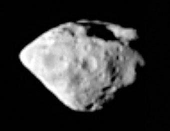 Asteroide 2867 Steins