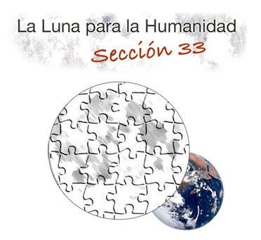 La Luna para la Humanidad. Sección 33