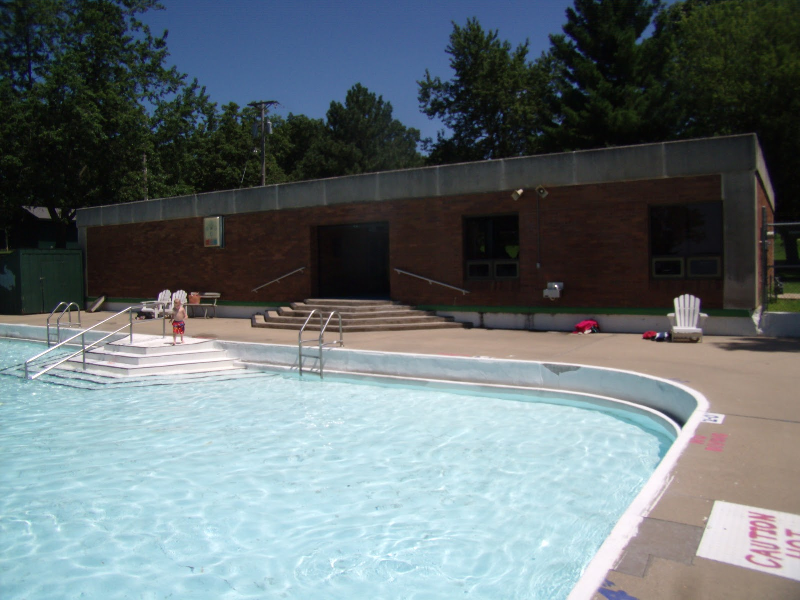 williams family centerville municipal pool