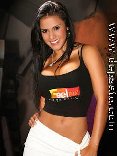 Andrea Rincón : Selena Spice