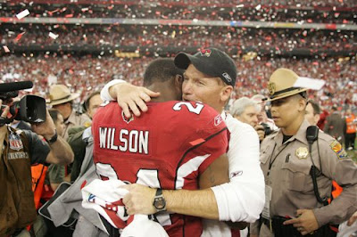 Wilson Gets Drafted For His Loyalty Faith Perseverance And Commitment To Team Where Most Men Would Simply Take The Easy Way