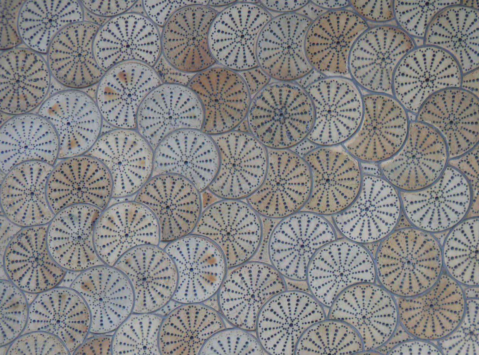 Dispatch from Metz: Textures