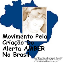 Criacao do Alerta Amber